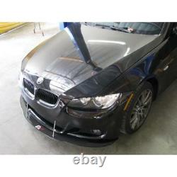 APR Performance Carbon Fiber Front Wind Splitter with Rods for BMW E92 335i 07-10