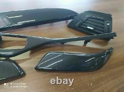 BMW 2 Series F22 Coupe M PERFORMANCE Interior Trim Kit 6PCS CARBON FIBER RHD