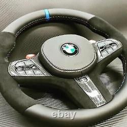 BMW 2020 LATEST Version M Performance Competition Fiber Carbon Steering Wheel