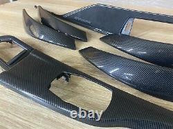 BMW 3 4 Series F30 F32 M performance Interior Trim ALKANTARA CARBON FIBER RHD