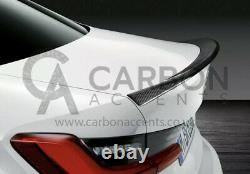 BMW 3 Series G20 Real Carbon Fibre Fiber Rear M Performance Spoiler