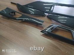 BMW 4 Series F32 M PERFORMANCE Interior Trim Kit 5 PCS CARBON FIBER RHD