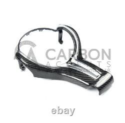 BMW Carbon Fibre Fiber Steering Wheel Trim M Performance M2 F87 M3 F80 M4 F82
