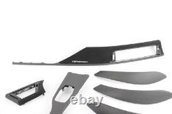 BMW F30 F31 F34 3 Series M Performance Carbon Fiber & Alcantara Interior Trim