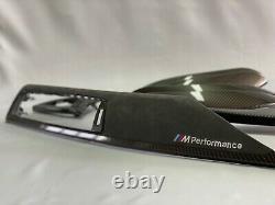 BMW F30 F31 F36 F32 F80 F82 Carbon Alcantara M Performance Interior Trim LHD