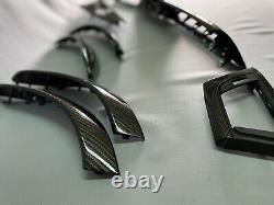 BMW F30 F31 F36 F32 F80 F82 Carbon M Performance Interior Trim Kit Left Hand