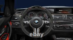 BMW M Performance Carbon Alcantara Race Display Steering Wheel M3 M4 32302344148