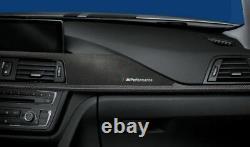 BMW ///M Performance Interieurleisten Carbon Alcantara 3er F30 F31 F34GT 4er F36
