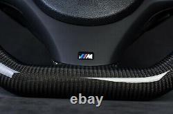 BMW M Performance Steering Wheel Carbon Fiber e92 328I 135i 335I 128i M3 E90 E93