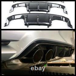 BMW M3 M4 Carbon Fiber Rear Diffuser F80 F82 F83 M Performance
