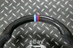 BMW M3 M4 F30 F31 F20 X4 5 6 M Performance Steering Wheel Alcantara Carbon Fiber
