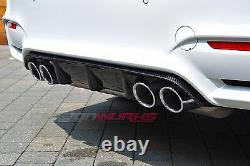 BMW M4 M3 M Performance Carbon Fibre Rear Diffuser F82 F83 F80 UK Stock