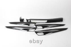 BMW OEM M-Performance Moulding Kit carbon/alcantara Interior Trim F15 F85 X5 X5M