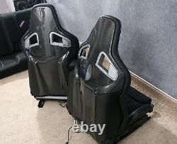BMW Performance RECARO Sitze Carbon 1M M2 M3 M4 f21 f30 e92 e82 f87