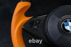 BMW Steering Wheel E60 M5 E63 E64 M6 SMG Performance Carbon Fiber