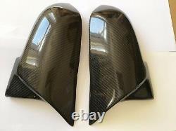 Bmw 1 Series F20/F21 2 Series F22 Carbon Mirror Covers M Performance OEM-Fit