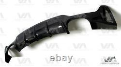 Bmw 4 Series M Sport F32 F33 F36 Performance Carbon Fiber Diffuser Quad Exhaust