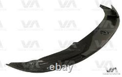 Bmw 5 Series F10 F11 M Sport Performance Carbon Fiber Front Lip Spoiler Splitter