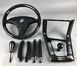 Bmw E36 Limo Touring Performance Carbon Interior Trim Kit Lenkrad Steering Wheel