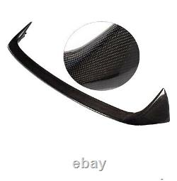 Bmw F20 F21 2012-19 M Performance Style Rear Boot Roof Spoiler Lip Carbon Look