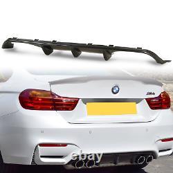 Bmw M4 Bmw M3 Carbon Fiber Performance Rear Diffuser Bumper F80 F82 F83 Uk Stock
