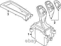 Bmw New Genuine F10 F11 F12 F13 F06 Gear Selector M Carbon Cover Lhd Rhd 2250703