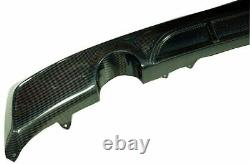 Bmw Rear Diffuser F22 F23 2 Series M Sport Performance M235 Exhaust Carbon Look