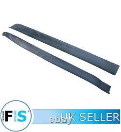 Bmw X5 F15 X5m Side Skirt Extension Blades M Performance Carbon Fibre Decals