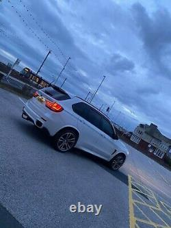 Bmw X5 M50d M Performance Kit M Sport 375bhp White Carbon 7 Seater 612m