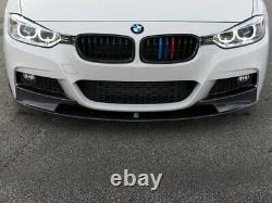 Carbon Fiber Performance Front Splitter Lip Spoiler for BMW 3 Series F30 F31