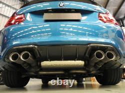 Carbon Fiber Performance Style Rear Bumper Diffuser Spoiler for BMW M2 F87 Coupe