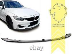 Carbon Frontspoiler Spoilerlippe Spoiler für BMW F80 M3 F82 F83 M4