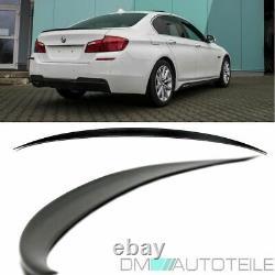 Carbon Glanz Sport-Performance Heckspoiler Spoiler passt für BMW F10 10-17 +ABE