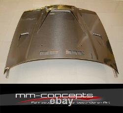 Carbon Motorhaube für 3er BMW E 36 3 Türer M Performance M-Paket Hood Bonnet MIT