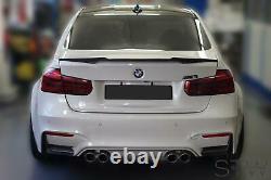 Carbon Performance Abrisskante Spoiler Heckspoiler Hecklippe für BMW M3 F80 F30