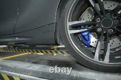 Carbon Seitenschweller Ansätze für BMW M2 F87 2er M Performance Competition