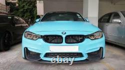Carbon Spoilerlippe für BMW M4 F82 F83 Front Lippe Schwert Flaps M Performance