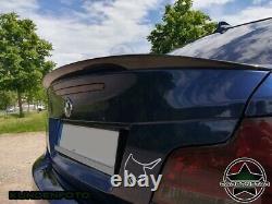 Cstar CARBON GFK ÄHNLICH PERFORMANCE SPOILER HECKSPOILER PASSEND FÜR BMW E88 E82