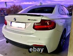 Cstar CARBON GFK HECKSPOILER ähnlich Performance passend für BMW F22 und M2 F87