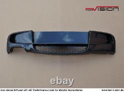 Diffusor Performance für BMW e81 e87 M-Paket ABS Carbon Optik (mv20130025)