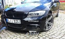 Echt Carbon Flaps Performance für BMW e90, e91 LCI Facelift M-Paket Sportpaket