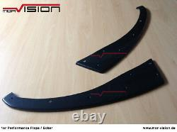 Flaps Ecken für BMW 1er e81 e87 e82 e88 Performance Front Carbon (mv20130029)