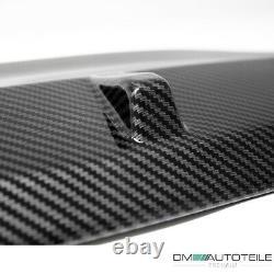 Front Spoiler Sport-Performance Carbon Hochglanz passt für BMW G30 G31 M-Paket