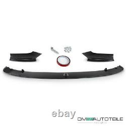 Frontspoiler 3-teile Sport-Performance Carbon Look passt für BMW F10 F11 M-Paket