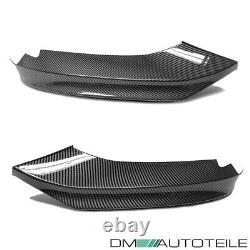 Frontspoiler Sport-Performance Carbon Glanz passend für BMW F32 F33 F36 M-Paket