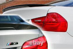 Für BMW E92 PERFORMANCE Tuning CARBON Spoiler Heck Flügel Flap Splitter Kofferra
