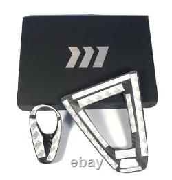 GMD Performance Carbon Fibre Gear Knob Stick Cover, Surround -Fits M3 M4 F80-F83