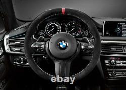 Genuine BMW M Performance Carbon/Alcantara Steering Wheel 32302230188 LLOYD