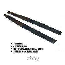 M-Performance Style Carbon Fiber Side Skirts Lip FOR BMW F80 F82 F83 M3 M4