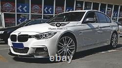 M-Performance Style Carbon Front lip M-Sport Bumper FOR BMW 3 Series F30 F31